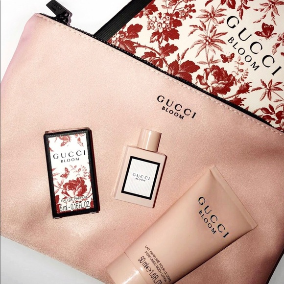 a01c07f55 Gucci Other | Bloom Womens Fragrance Set Sold Out | Poshmark